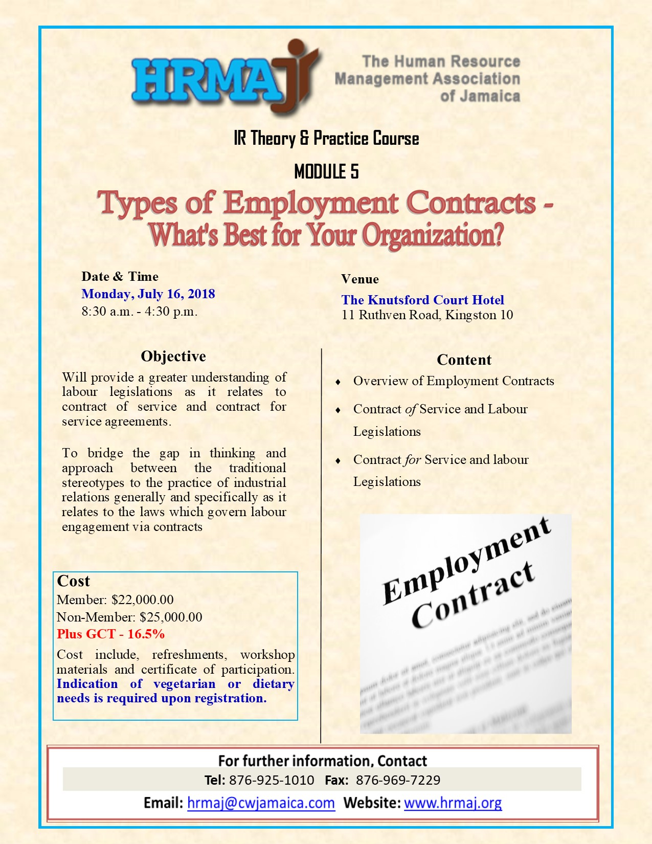 Hrmaj Types Of Employment Contracts Whats Best For Your Business