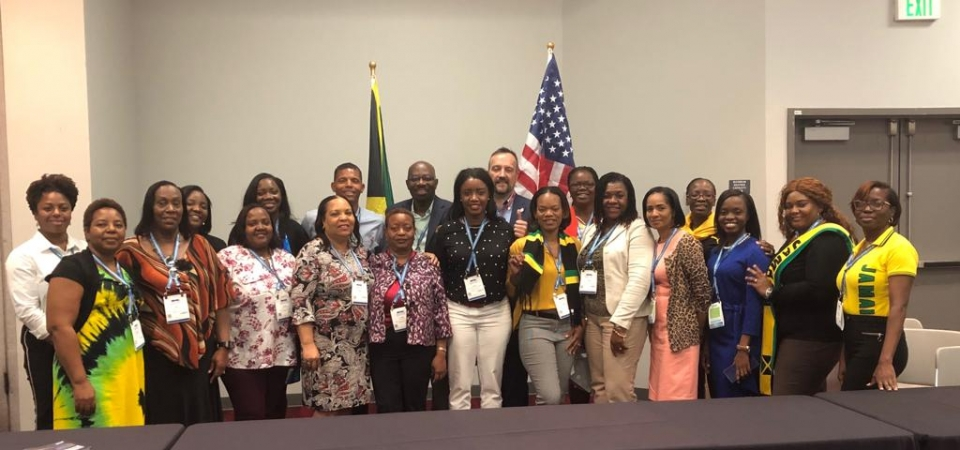 Join the Jamaica-HRMAJ Delegation to SHRM20