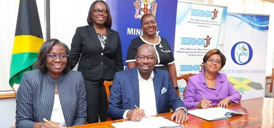 MOU - Public Sector & HRMAJ - Press Release. READ MORE...